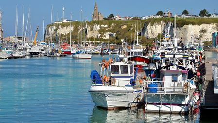 Dieppe has been chosen as the most beautiful market in France for 2020 ©Musat Getty Images