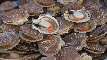 Dieppe is famous for its scallops ©kipgodi Getty Images