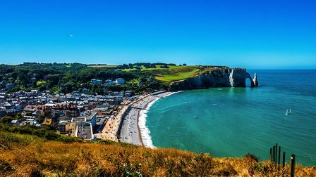 Dieppe is a fishing port on the Alabaster Coast in Normandy ©patronestaff Getty Images