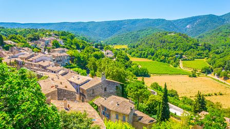 You could own a home in Peter Mayle's beloved Menerbes, the setting of A Year In Provence