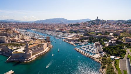 Marseille, the home of Dumas' protagonist, the Count of Monte Cristo (c)sam74100/Getty Images