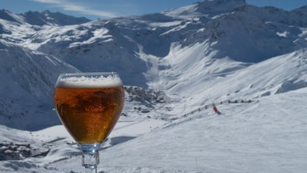 Craft breweries are springing up across France, even in the Alps. Pic: Mikeinlondon/Getty