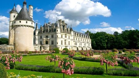 The Chateau de Chenonceau is one of the most glorious in France. Pic: Sommatuscani/Getty