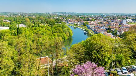 The Charente capital of Angouleme ©Leonid Andronov Getty Images