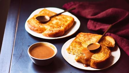 Brioche French Toast, £3 for two