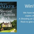 Win a copy of A Shooting at Chateau Rock