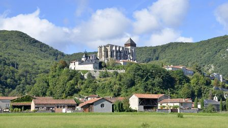 St-Bertrand-de-Comminges is one of the 13 favourite French towns this year (c)Photitos2016/Getty Ima