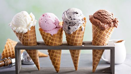 Could you order an ice cream in French? (c) VeselovaElena / Getty Images