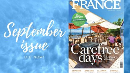 The September issue of FRANCE Magazine is available to buy now