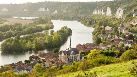 Pretty countrysidelocations like this village in Normandy are growing in popularity (c)Tashka/Getty
