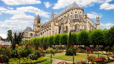 Bourges is among the greenest cities in France (c)tania_wild/Getty Images/iStockphoto