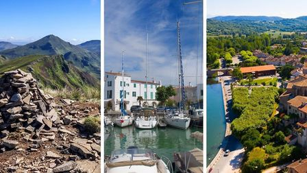 Discover the places chosen as stage sites for the first time in this year's Tour de France