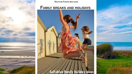 Family breaks and holidays in Northern France. Pic: N Bryant