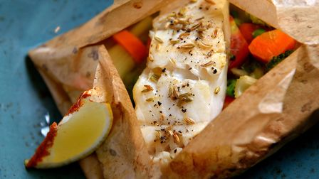 Fish cooked en papillote ©sag29 Getty Images