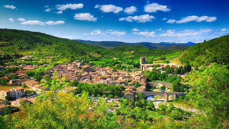 Aude is home to some truly beautiful scenery (c)Getty Images