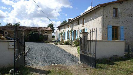Longere for sale in Deux Sevres with Beaux Villages Immobilier