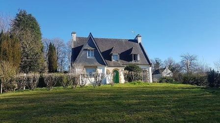House in Morbihan on the market with Office Notarial Le Meur