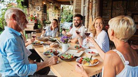 The majority of people hope to take advantage of the French lifestyle with a permanent move (c)Getty