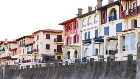 The town is a mix of old and new (c) Chiara Benelli/Getty Images