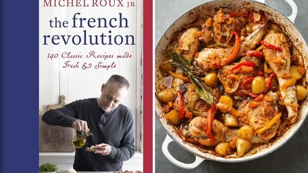 Recipe from The French Revolution by Michel Roux Jr (Orion Publishing Group)