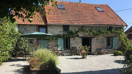 Detached home for sale in Creuse with Leggett Immobilier