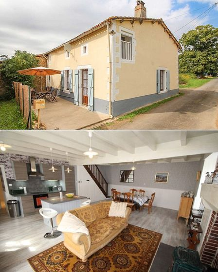 81k hamlet house for sale in Charente with Charente Immobilier