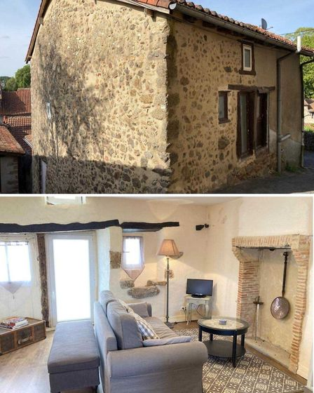 28k house for sale in Charente with Sovimo Immobilier