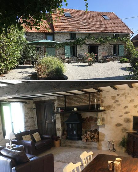 99k house for sale in Creuse with Leggett Immobilier