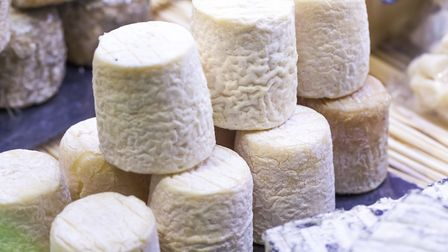 Chabichou goat's cheese (c) Sophie Walster / Getty Images
