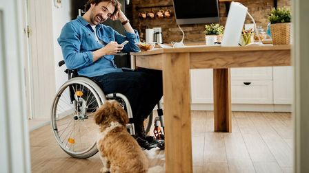 Working from home in France is now easier than ever (c) Drazen Zigic Getty Images