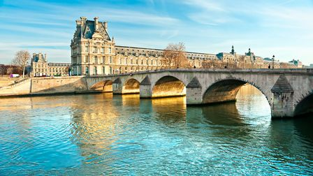 The Louvre is the world's most visited art museum © MasterLu Getty Images