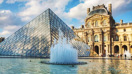 The Louvre Museum in Paris (c) AndreyKrav/Getty Images