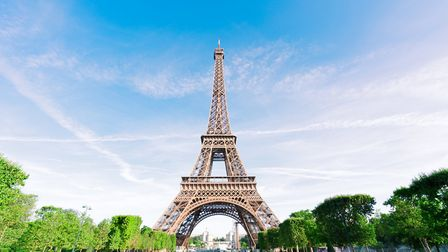 The Eiffel Tower, one of the most iconic landmarks in Paris (c) neirfy/Getty Images