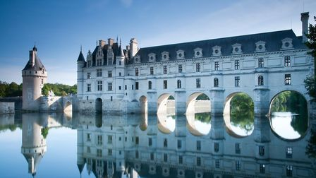Château de Chenonceau over the River Cher (c) krzych-34/Getty Images