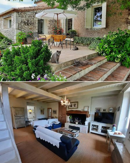 Restored farmhouse near Monflanquin for sale with Beaux Villages Immobilier