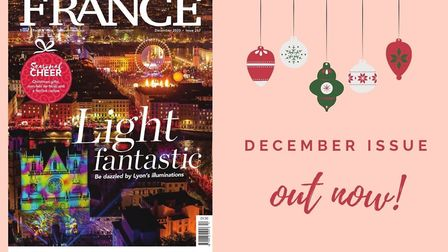 December 2020 issue of FRANCE Magazine, out now