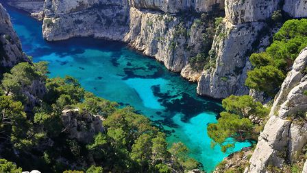 The Calanques National Park is within easy reach of Marseille ©rahan1991 Getty Images