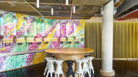 JO&JOE offers a fresh take on interior design, atmosphere, dining, service and customer experience (