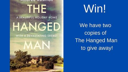 Win a copy of The Hanged Man by Andree Rushton