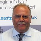 Jamie Frater is the new boss at Great Yarmouth's outer harbour