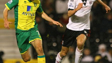 Norwich City midfielder Robert Snodgrass is up for the fight. Picture by Paul Chesterton/Focus Image
