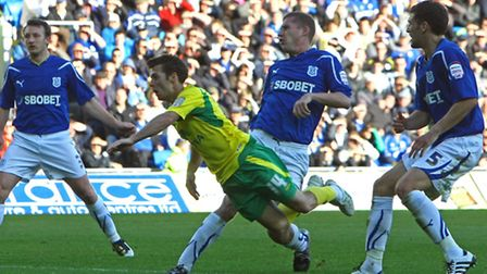 Norwich City boss Chris Hughton insists Wes Hoolahan can still play a part this season. Picture: Pau