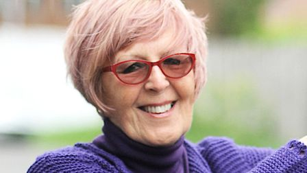 Janet Holdom is one of the people hoping a new pool could be built in Fakenham.