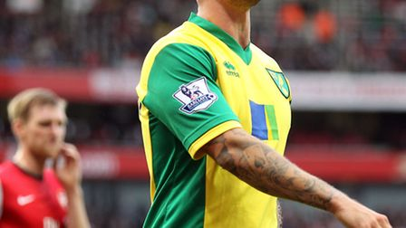 Norwich City midfielder Anthony Pilkington has again been touted with a move to Premier League rival