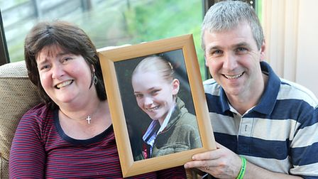 Ellie Loades' parents Nick and Elaine are organising a series of fund raising events in her memory.