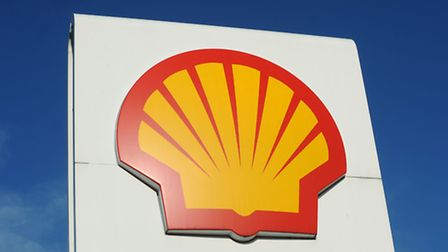 Shell logo. Photo: Anna Gowthorpe/PA Wire.