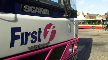 FirstGroup has reported improved revenues within its UK bus business during the final three months o
