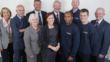 The team from specialist cleaning company Monthind has announced the acquisition of two Norfolk-bas