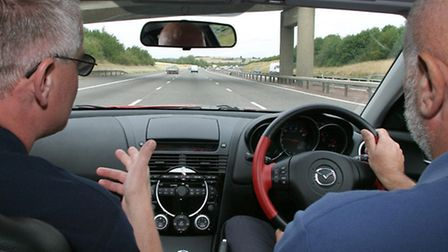 One in five drivers in the UK, more than seven million, are over the age of 65.