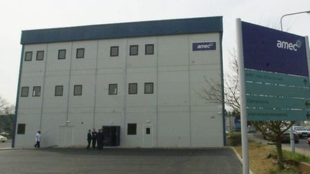Amec have opened it's new building in edison Way, Great YarmouthPicture: Steve ParsonsCopy: Ed NashF